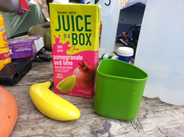 Princess Consuela Bananaflask, meet Juice in a Box.